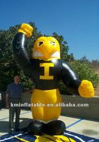 hawkeye inflatable eagle