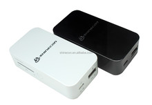 2015 hot gift 4500mAh power bank universal portable power bank for iphone5 samsung galaxy s3 s2