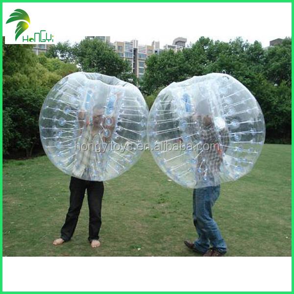 HYVBPB0031- inflatable buddy bumper ball