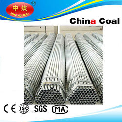 stainless steel seamless pipe steel production