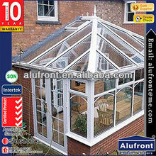 2015 Innovative Design Special Shape Aluminium Sun Room