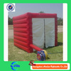 Hot selling red color inflatable bubble tent,inflatable photo booth