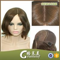 cheap headband human hair wigs,human hair silicone wig,human hair half head wig
