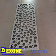 CNC Metal decorative custom screens
