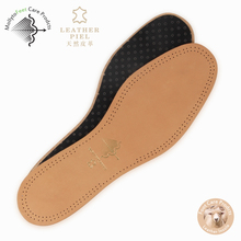 men and women comfortable foot care sheepskin leather shoe insole