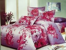 Brand new modern bedding sets bed duvet/comforter cover sheet bedclothes 4pcs bed sets
