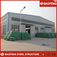 easy unloading prefabricated living steel warehouse in memphis tn