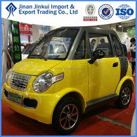 2 seats mini electric car with ISO, global electric motorcars