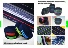 High quality Rubber core Braided Elastic Band
