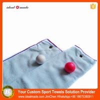 Guangdong Manufacturer wholesale 200pcs a lot solid plain color dyed cheap small sport towel