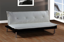 Promotion relaxed detachable pvc sofa bed