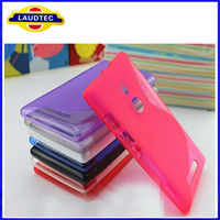New products s line tpu Cover Case For Nokia Lumia 925 Cell Phone case Laudtec