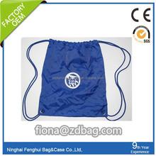 drawstring bag/leather drawstring bag drawstring bag making