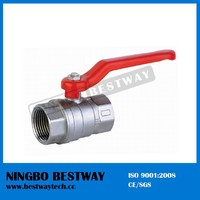 Full Port Brass Stainless Steel Ball Valve for water meter price