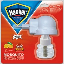 2014 anti Mosquito Liquid /Hacker good quality blistercard mosquito repellent