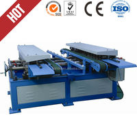 safe standard flange roll forming machine TDF-12 ducting machine