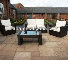 High quality and fashionable outdoor rattan balcony sofa