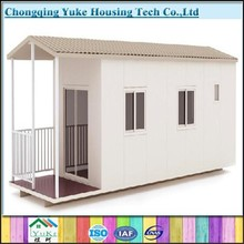 New Style Villa prefabricated homes/prefab house