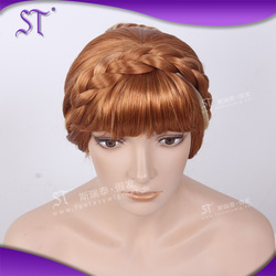 wholesale price high light straight cosplay wig