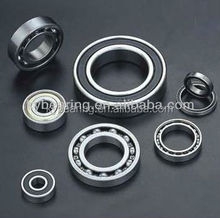 Low noise and high precision deep groove ball bearings 3902