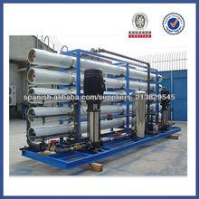 máquina del purificador de agua
