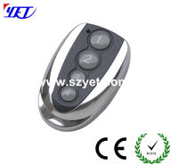 CE Rohs 433mhz programmable universal remote control YET003