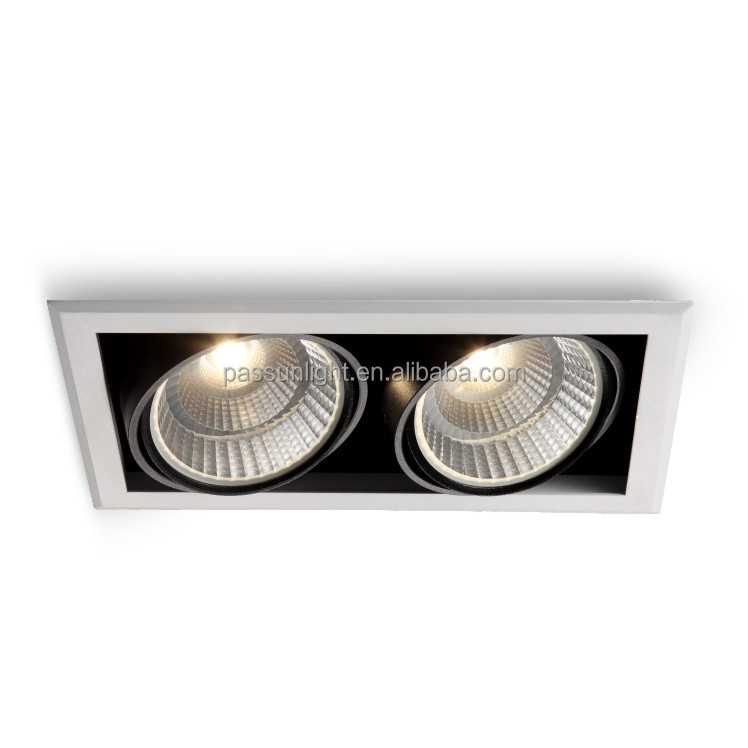 Living room simple cob led recessed spotlight 26w buy recessed ldc962g aloadofball Image collections
