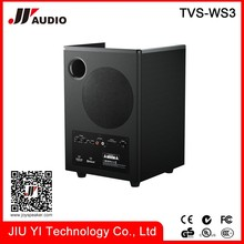 home theater music system of wi-fi subwoofer speakers wireless 18 inch subwoofer box design