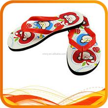 cute cartoon flip flops
