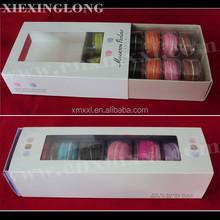 wedding & party macaron box packaging
