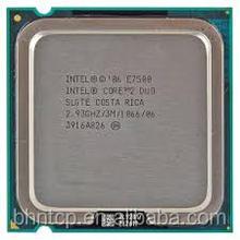 Ordenador <span class=keywords><strong>CPU</strong></span> Core 2 Duo E7500 1.80 GHz 2 MB 800 MHz
