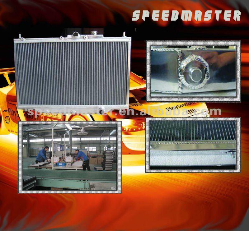 El rendimiento del radiador para ford serie f 97-98 de recogida