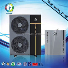 high-end market professional manufacturer ASHP DC inverter split EVI heat pump