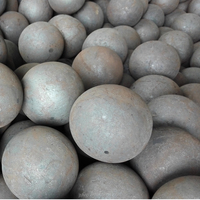 China Made Forged Grinding Steel Ball 20MM to 150mm B3 Steel Materials