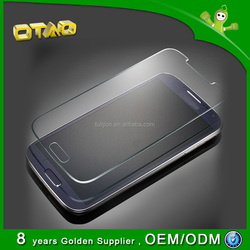 New in 2015 perfect 100% 0.2mm transparency screen protector for Samsung S4