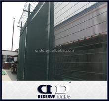 electrical security fence system for residential