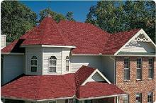 New design double color interlocking roofing tiles with great price