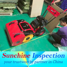 Snow sweeper quality check/quality inspection before shipment /third party inspection service in China