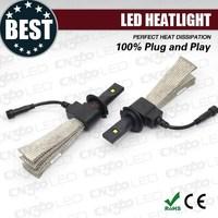 two pcs led head light for ATV hot sale h7 led headlight 5000lumen