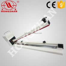 Hongzhan HI450/600/750/900/1000 long sealing line hand impulse bag sealer