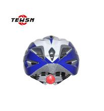 Custom bicycle cheap helmet with LED green helmet safety helmet