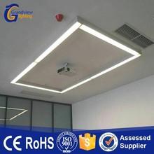 Linear LED pendant light led panel light for office hotel exhibition house