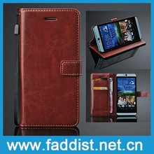 Purse Wallet case for HTC 826, for HTC desire 826 case with card holders