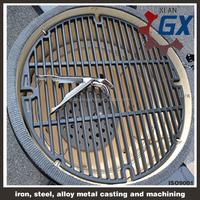pvc coated floor steel grating