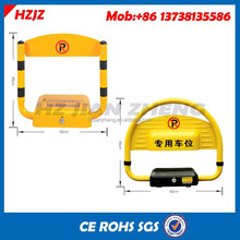 outdoor parking lot barrier car parking parking spack lock
