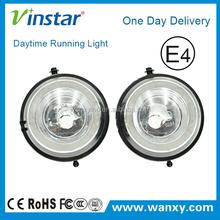 2015 new design drl super bright led daytime running lights for car Mini R55 R56 R57
