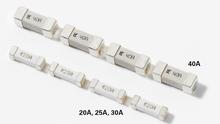 Littelfuse 0456040. Dr de montaje en superficie fusibles de fusibles de cerámica
