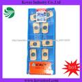 KORLOY carburo de tungsteno inserto indexable inflexión APKT160432R-MM1 NCM325