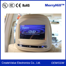 """Car Seat Back DVD Players 7"""" 8"""" 9"""" 10"""" 12"""" 15"""" 17"""" inch Android WIFI Touch Screen Monitor"""