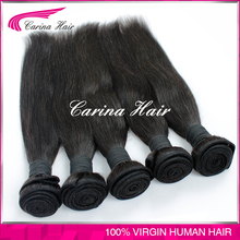 Carina Hair Products Silky Straight Top quality Fast Delivery No Shedding 100% Darling Hair Extensions